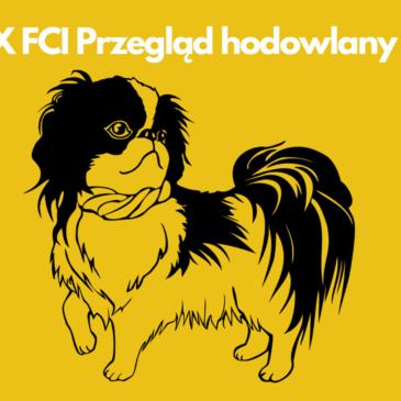 Przegląd hodowlany gr IX FCI – 11.10.2020