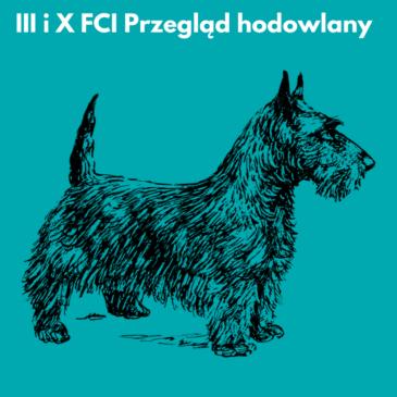 Przegląd hodowlany – III i X